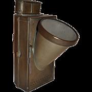 Brass Navigation Marine Lantern