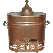OXO Copper Tank/ Dispenser