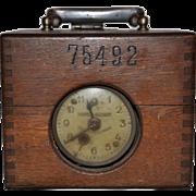 Plasschaert Pigeon Clock