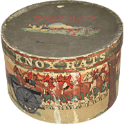 Knox Hat Box
