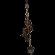Mountain Climber Lamp