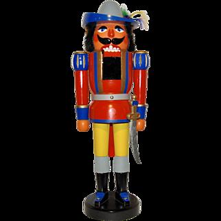 German Nutcracker Musketeer