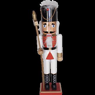 German Wooden Nutcracker Guard