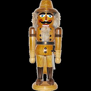 German Wooden Nutcracker