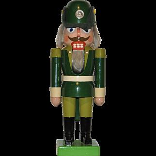 German Wooden Forest Ranger Nutcracker