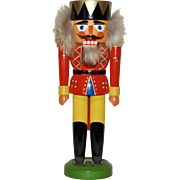 German Wooden Nutcracker King