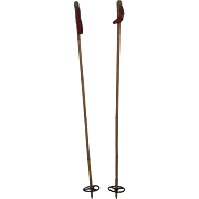 Bamboo Skis Poles