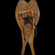 Canadian Huron Snowshoes
