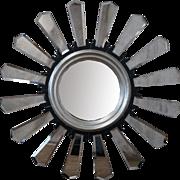 Jonathan Charles Star Burst Circular Mirror