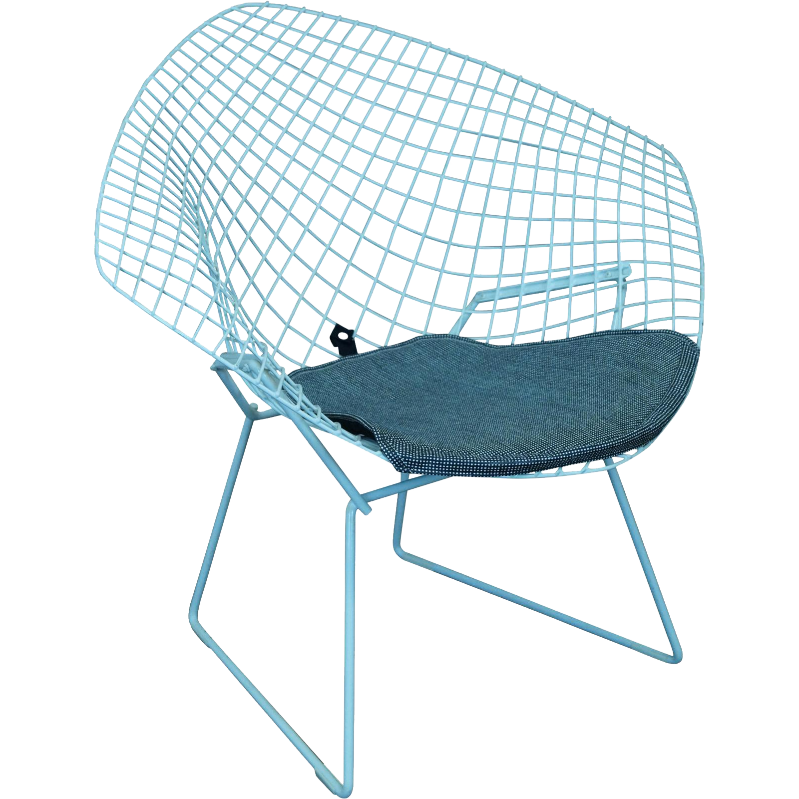 harry bertoia for knoll vintage diamond lounge chair from. Black Bedroom Furniture Sets. Home Design Ideas