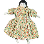"Great Little  Dollhouse 4 1/2"" China Head Doll - ""Germany"""