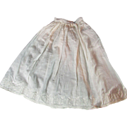 Vintage Petticoat For Your Antique Doll