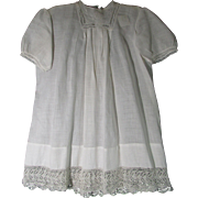 Nice Antique Child's Dress - Great For Large Doll
