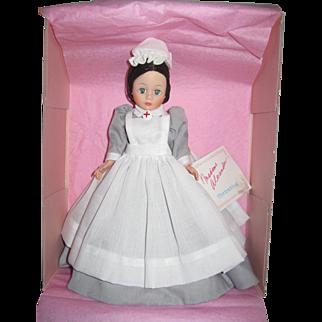 """Madame Alexander Clara Barton Nurse #1130  9"""""""