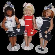"Helen Kish Beach doll ""Cassie"" 10"""