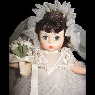 """Madame Alexander Bride 8"""""""