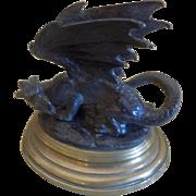 Georgian Dragon Paperweight