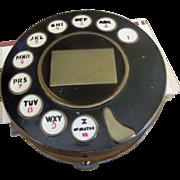 Telephone Compact circa 1940s