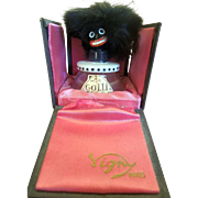 Le Golliwogg Perfume in original box circa 1920s France