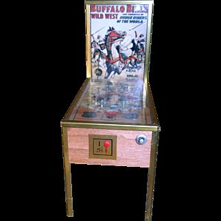 Vintage Doll House Pinball Machine - Annie Oakley by Cheri Varisco