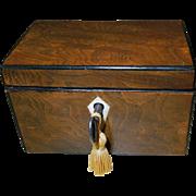 Georgian Miniature Tea Caddy circa 1790