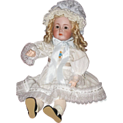 Mein Liebling 23 Inch tall doll by Kammer and Reinhardt of Germany Mold 117
