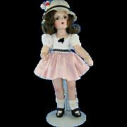 Vintage Madame Alexander Wendy Ann doll.