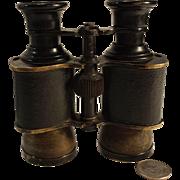 WWI French Army Binoculars
