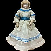 Stunning 3 piece costume for Huret or other enfantine fashion doll