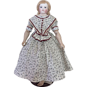 Lovely period dress for Huret, Rohmer and other poupee enfantine