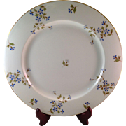 Antique Tressemann & Vogt Luncheon Plates