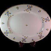Antique Tressemann & Vogt Limoges Serving Platter