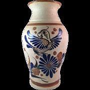 Tonala Mexican Art Pottery Vase