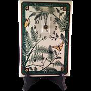 Santa Barbara Ceramic Design Clock