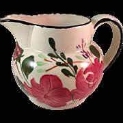 Vintage Southern Potteries Blue Ridge China Small Pitcher