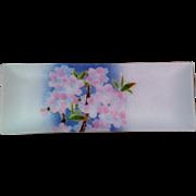 Vintage Tutanka Japanese Cloisonne Enamel Tray