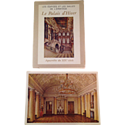 Vintage Russian Postcards of Le Palais d'Hiver