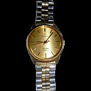 Rodania Swiss Automatic 1960s Mens Wrist Watch Mad Men Era Sharp Style Kreisler Deluxe Stainless Band