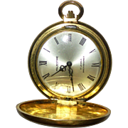 France 17 Jewels Majestime Vintage Pocket Watch Fancy Dials Ladies Mens