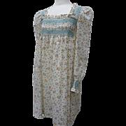 Reserved - Vintage Boho Dress