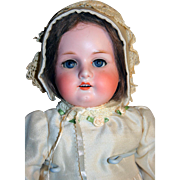 "Armand Marseille 370 22"" Antique German Bisque Doll"