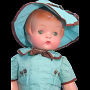 "Effanbee Patsy Ann 19"" Composition Doll Circa 1929"