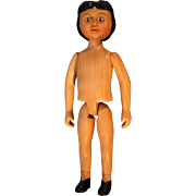 "Hitty Doll by Robert Raikes American Kit Company 6.5"" Tall New in Original Box"