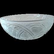 Lalique Pinsons Bowl