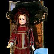 26 Inch Excepional Rare Bebe Bru J ne R French Doll Size 12