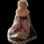 Beautiful Miniature Doll House Doll