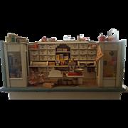 German Gottschalk Grocery Store Doll House - Gott