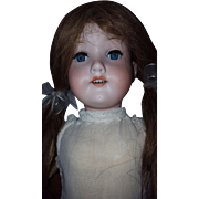 AM Armand Marseille 390 Bisque Doll 18 Inch