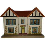 Tri-ang Toys Doll House - Lines Bros Ltd.