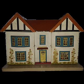 Tri-ang Toys Doll House - Lines Bros Ltd.
